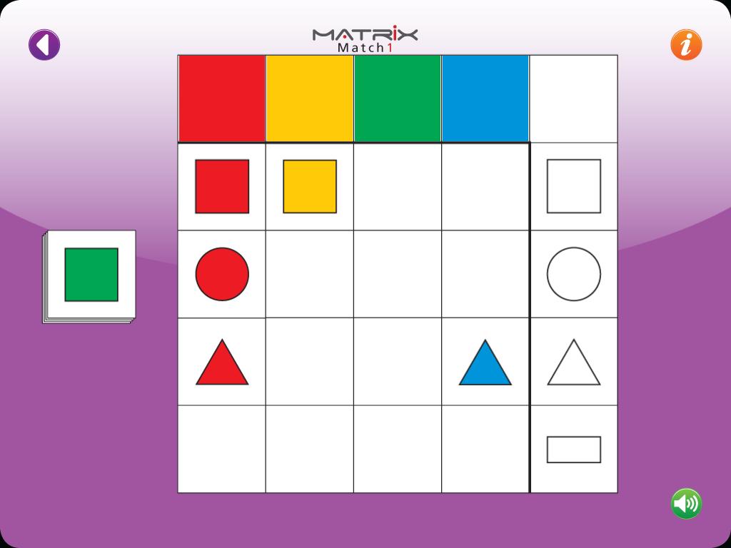 oefening kleur - vorm